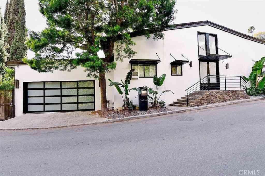 9314 Sierra Mar Dr, Los Angeles, CA, 90069,