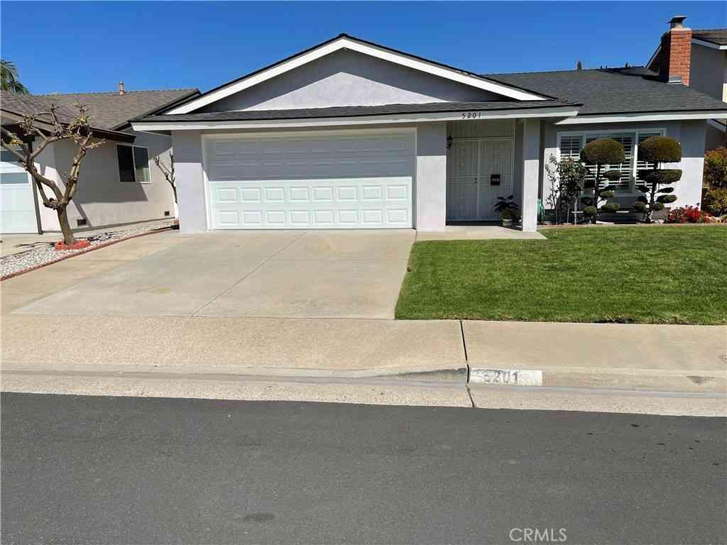5201 Bransford Drive, La Palma, CA, 90623,