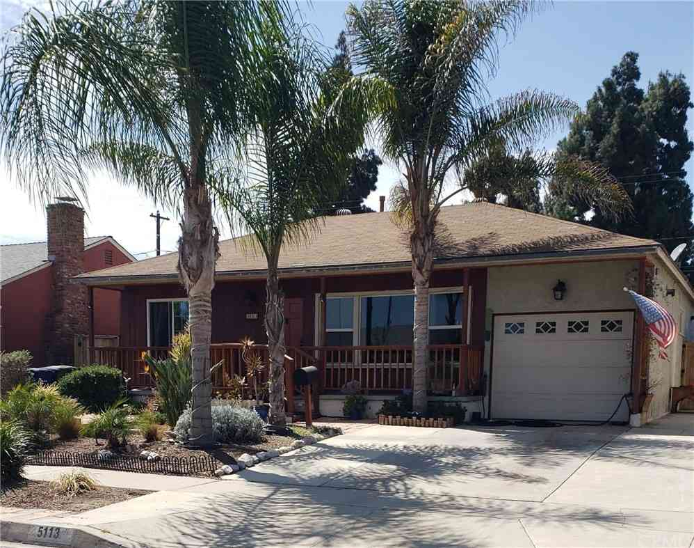 5113 Pearce Avenue, Lakewood, CA, 90712,