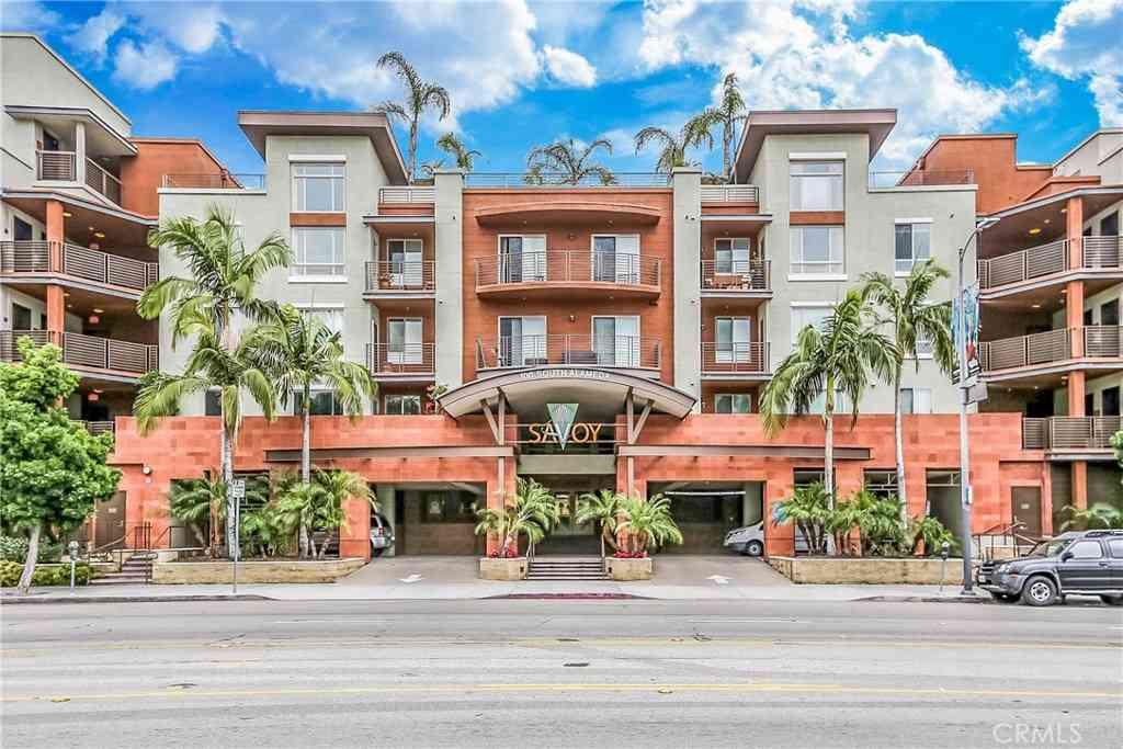 100 S Alameda Street #317, Los Angeles, CA, 90012,