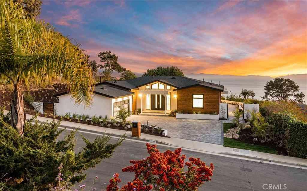3750 Vigilance Drive, Rancho Palos Verdes, CA, 90275,