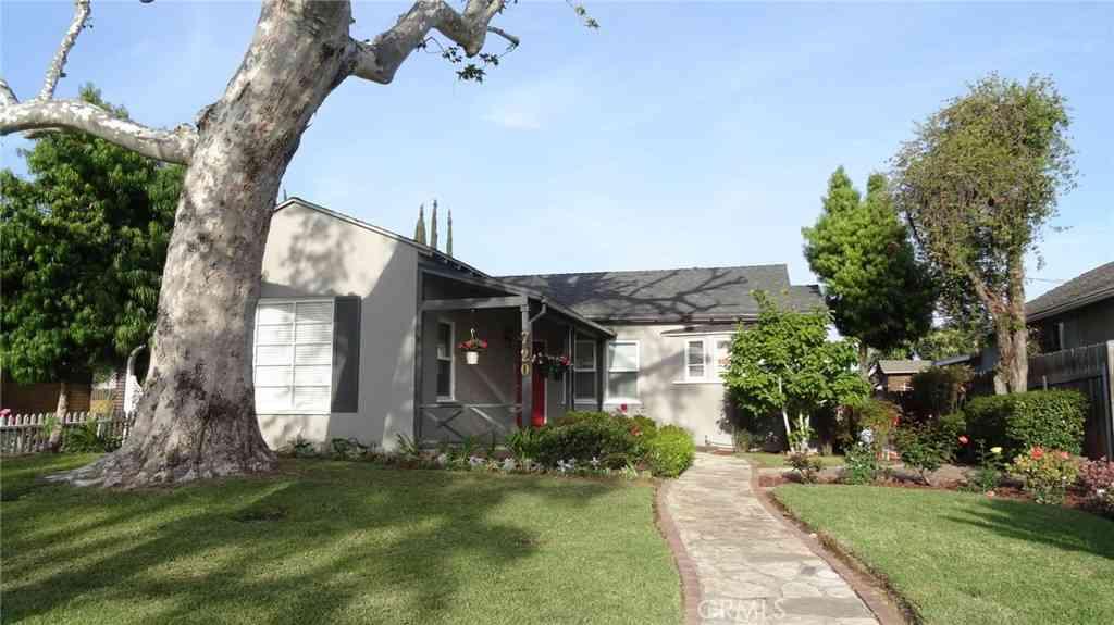 720 N Curtis Avenue, Alhambra, CA, 91801,
