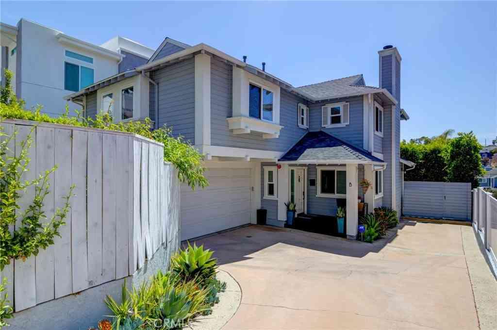 1924 Ruhland Avenue #B, Redondo Beach, CA, 90278,