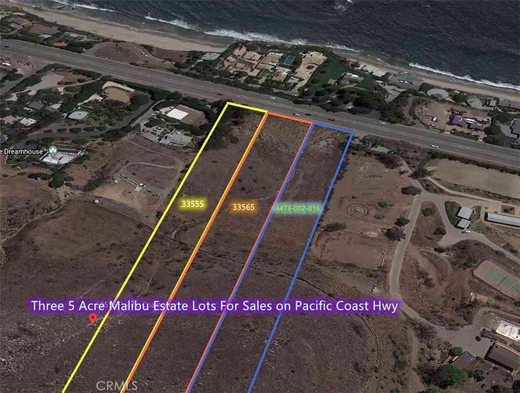 33565 Pacific Coast, Malibu, CA, 90265,
