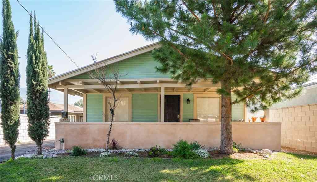 1706 N Marengo Avenue, Pasadena, CA, 91103,
