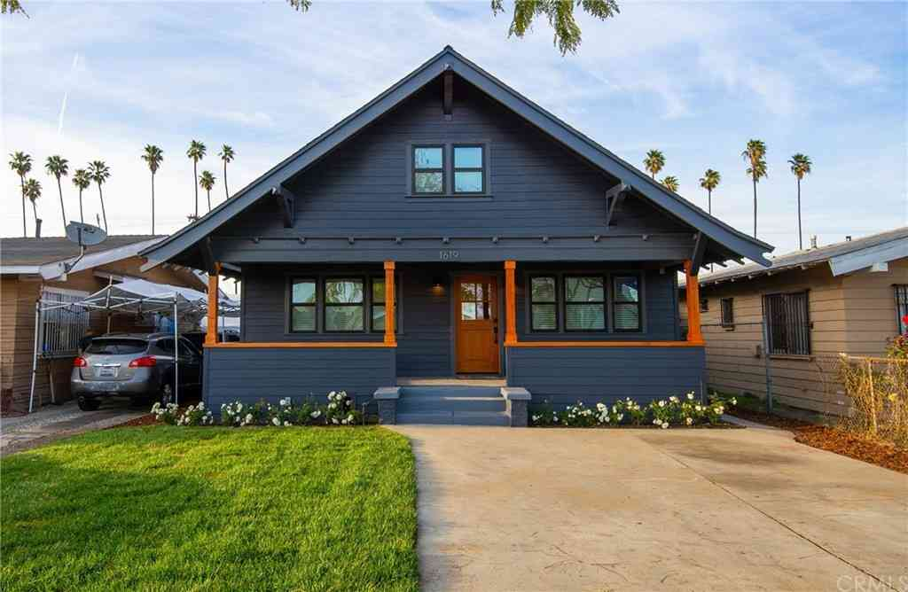1619 W 51st Place, Los Angeles, CA, 90062,