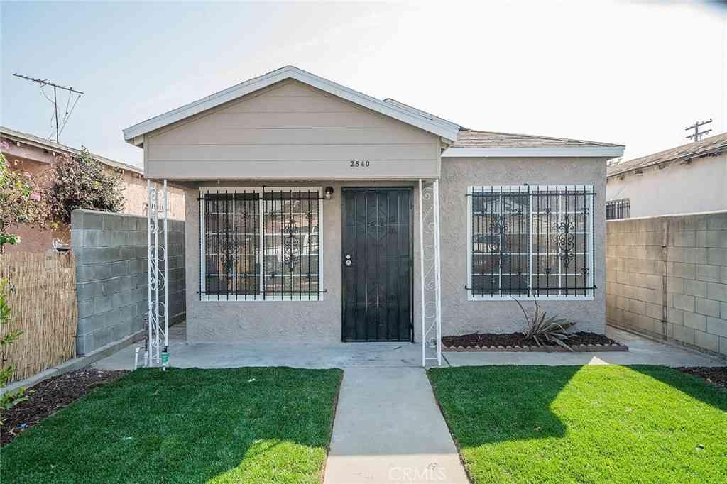 2540 E 127th Street, Compton, CA, 90222,