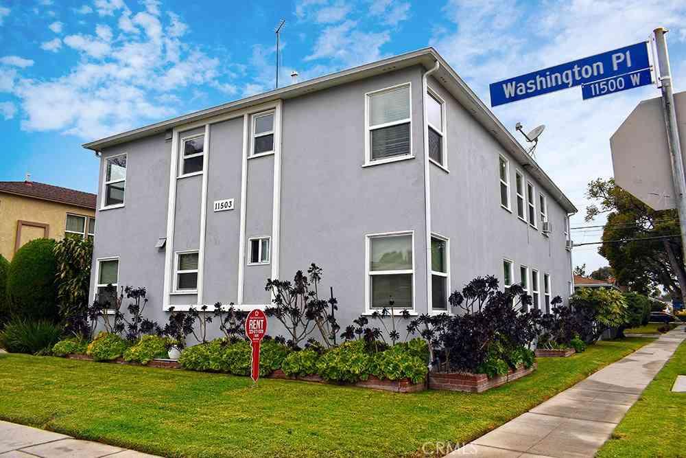 11503 W Washington Boulevard, Los Angeles, CA, 90066,