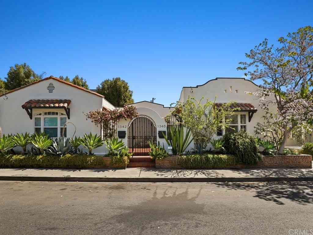 1340 N Harvard Boulevard, Los Angeles, CA, 90027,
