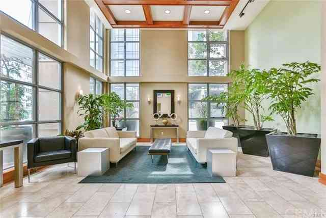 Sunny Living Room, 175 W. Saint James Street #1401, San Jose, CA, 95110,
