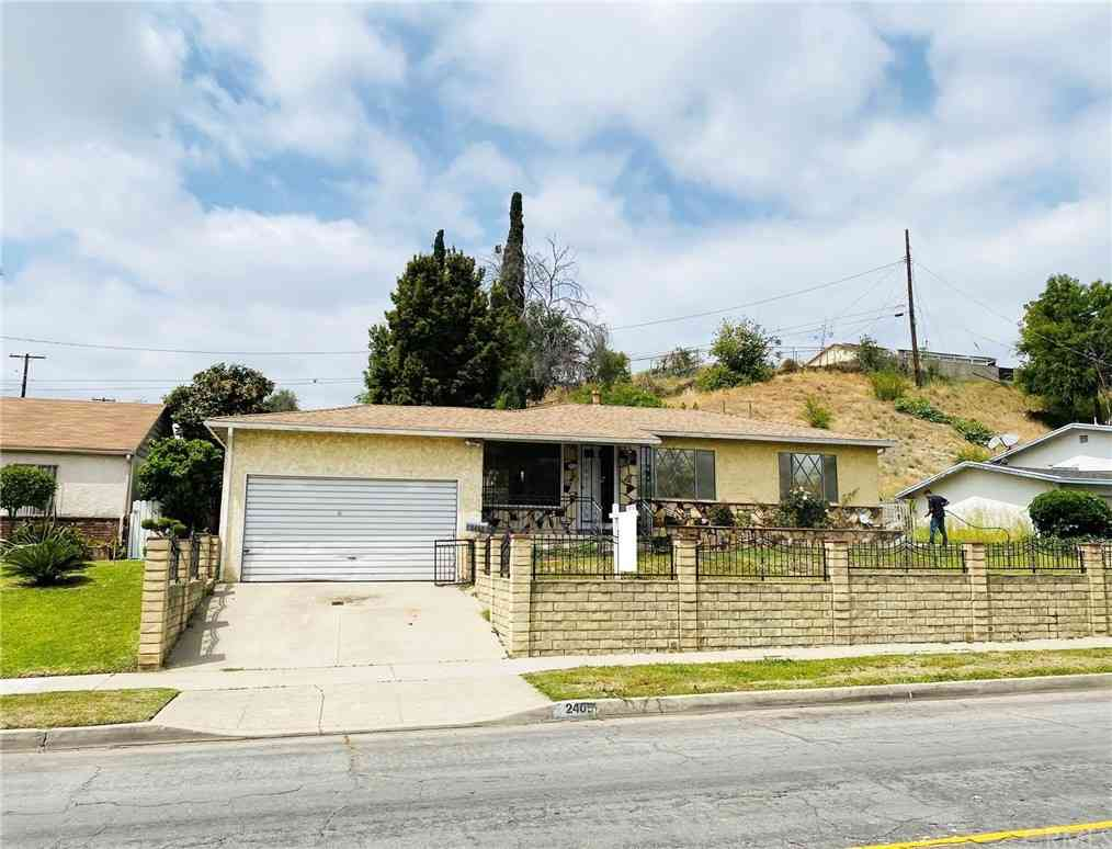 2405 Wilcox Avenue, Monterey Park, CA, 91755,