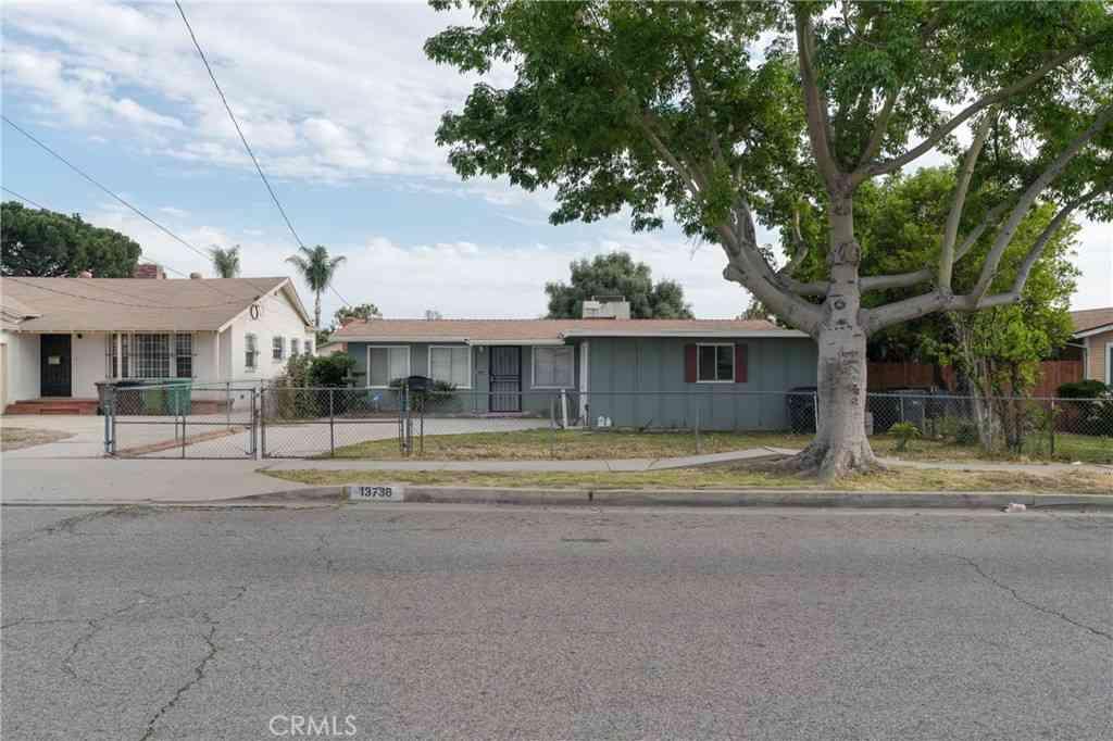 13738 Palm Avenue, Baldwin Park, CA, 91706,