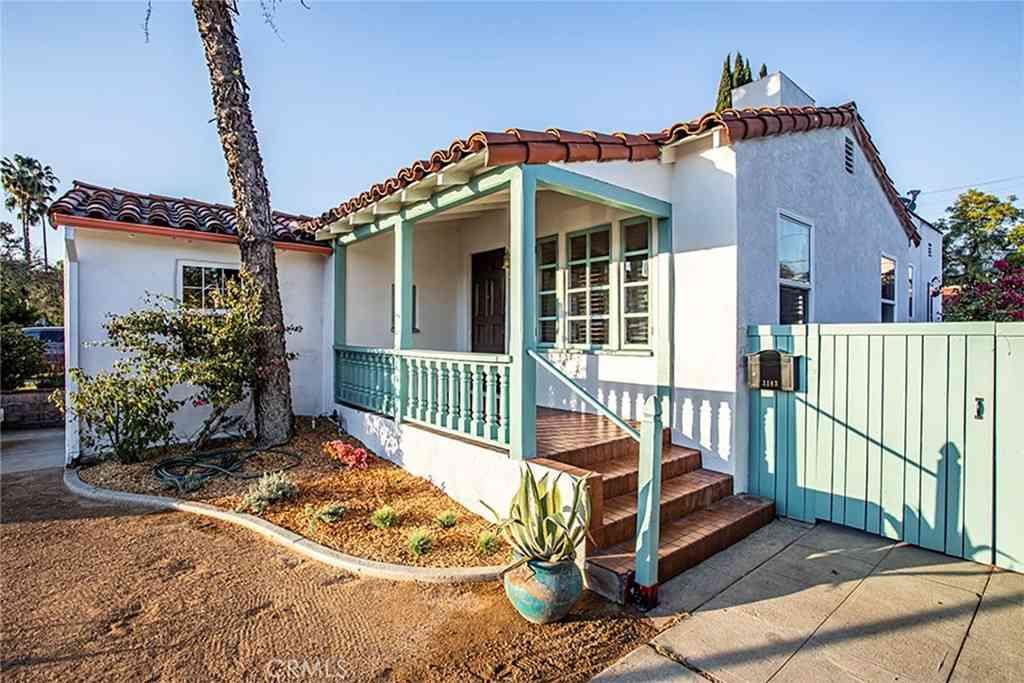3143 Larga Avenue, Los Angeles, CA, 90039,