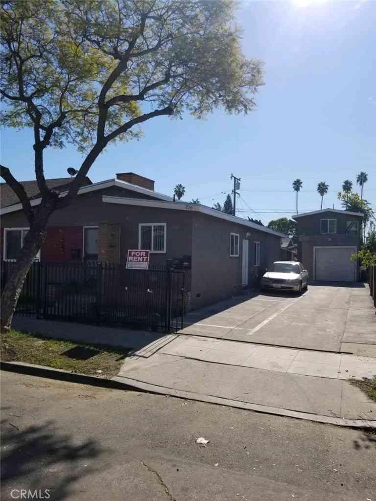 216 E 25th Street, Long Beach, CA, 90806,