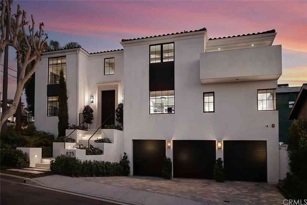 825 Highview Avenue, Manhattan Beach, CA, 90266,