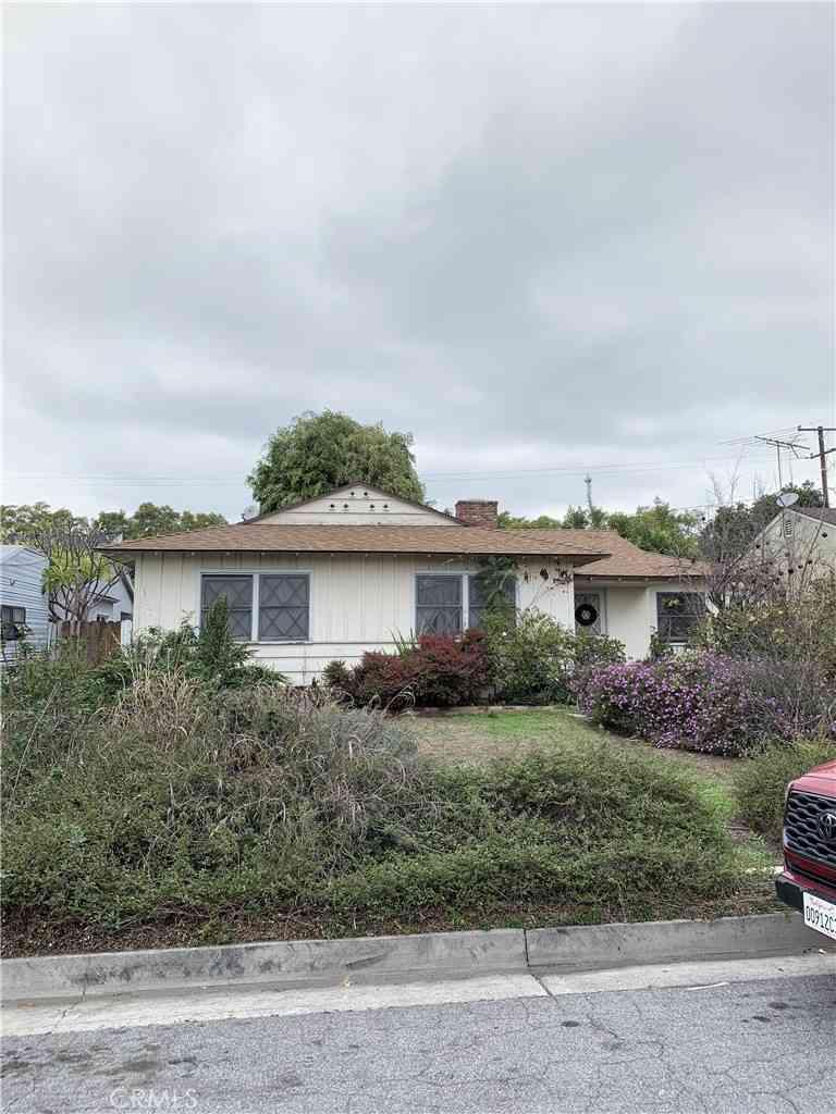 8213 Sargent Avenue, Whittier, CA, 90605,