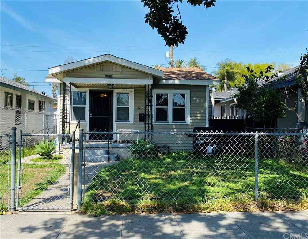 1625 W 60th Street, Los Angeles, CA, 90047,