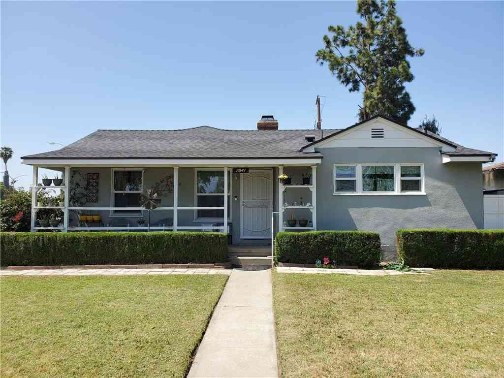 7841 Morrill Avenue, Whittier, CA, 90606,