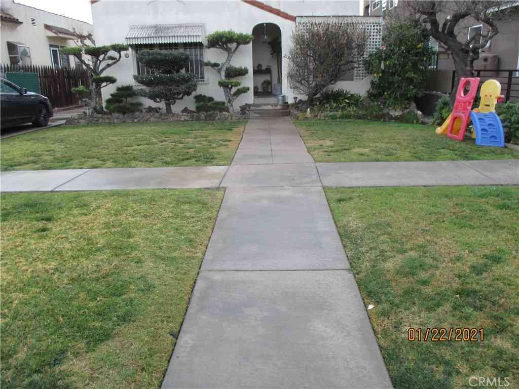 2132 S Dunsmuir Avenue, Los Angeles, CA, 90016,