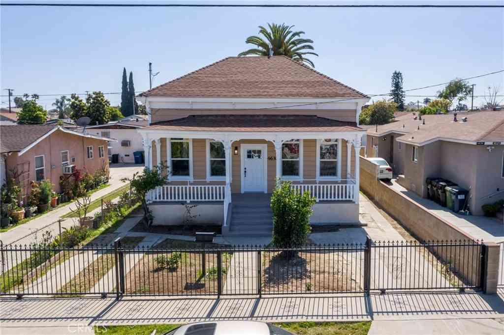 4630 Hammel Street, Los Angeles, CA, 90022,