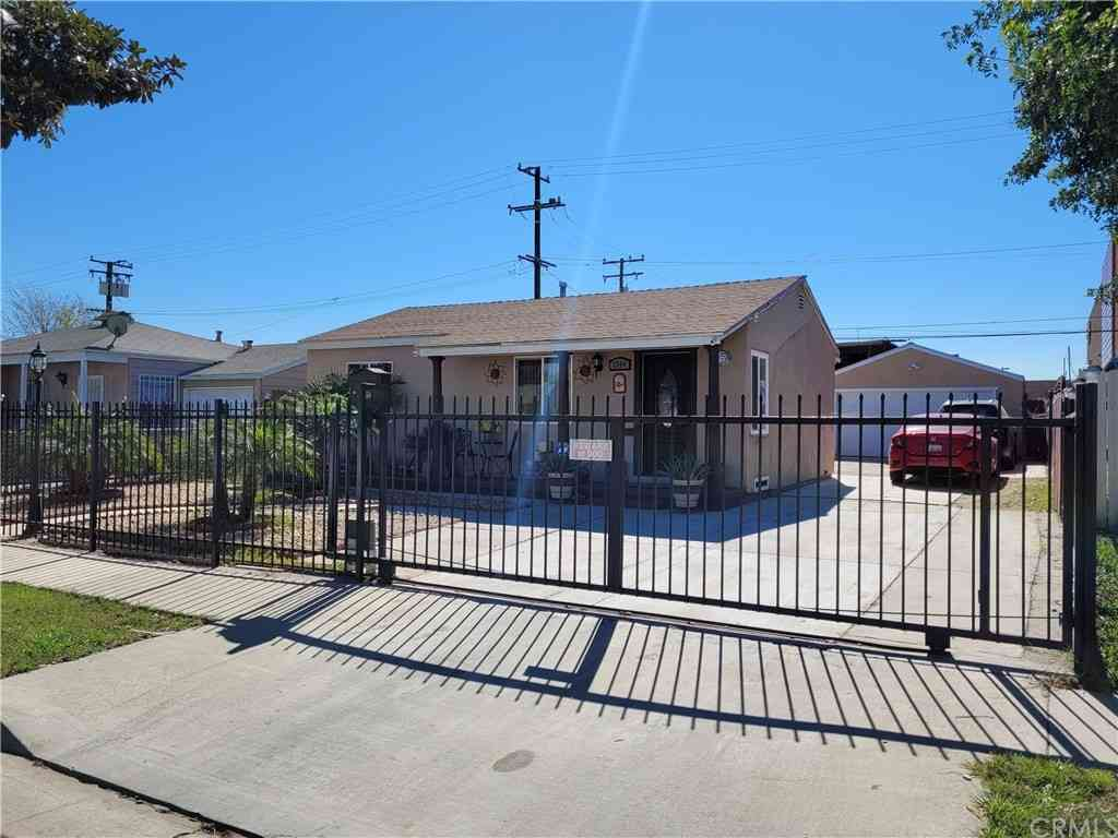 1244 E 127th Street, Los Angeles, CA, 90059,