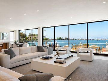Sunny Living Room, 38 Linda Isle, Newport Beach, CA, 92660,