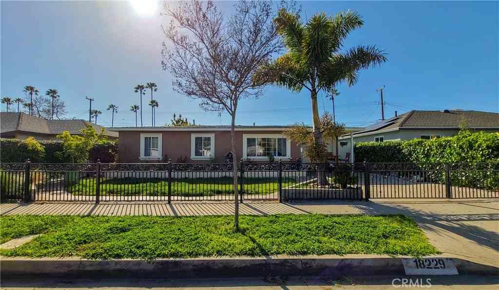18229 Mettler Avenue, Carson, CA, 90746,