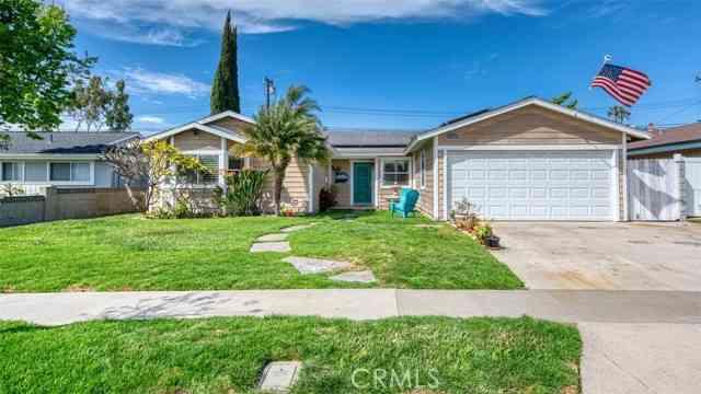 5441 Santa Barbara Avenue, Garden Grove, CA, 92845,