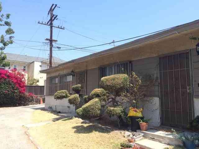 1877 S Cloverdale Avenue, Los Angeles, CA, 90019,
