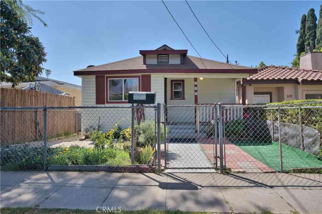 322 E Angeleno Avenue, San Gabriel, CA, 91776,