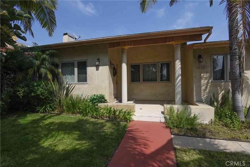 642 N Crescent Heights Boulevard, Los Angeles, CA, 90048,