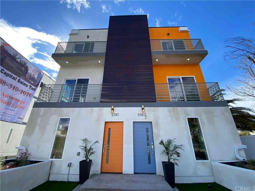 5747 Fulcher Avenue, North Hollywood, CA, 91601,