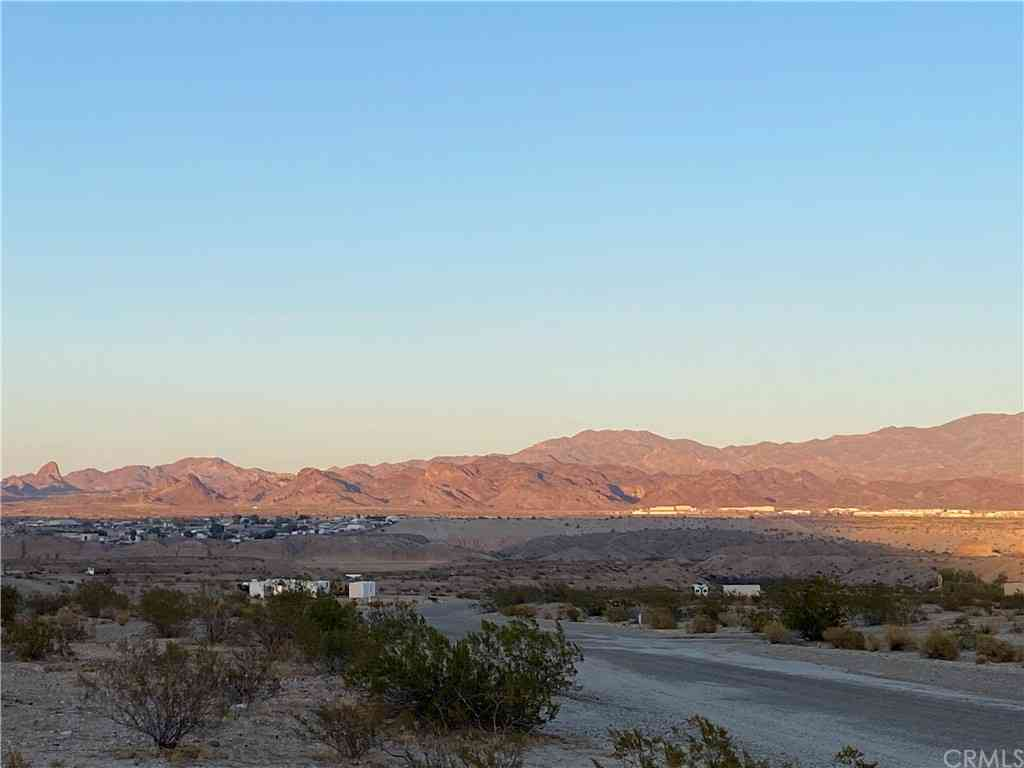 0 Sunrise Drive, Needles, CA, 92363,