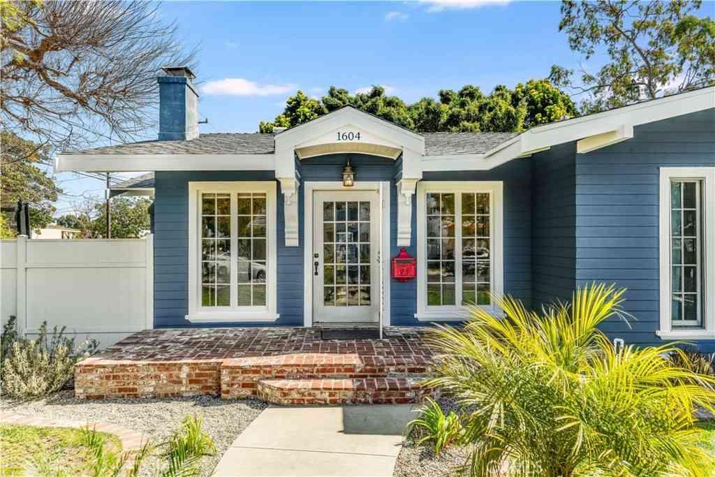 1604 Hickory Avenue, Torrance, CA, 90503,