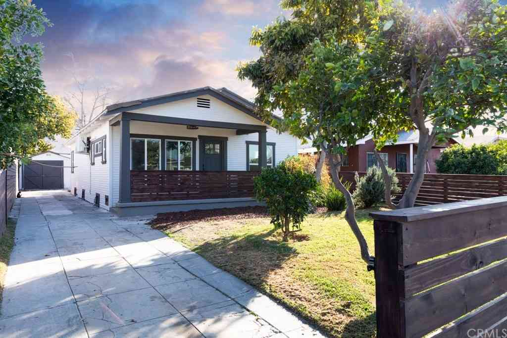 1406 W 68th Street, Los Angeles, CA, 90047,