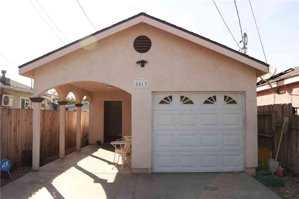 8013 Alix Avenue, Los Angeles, CA, 90001,