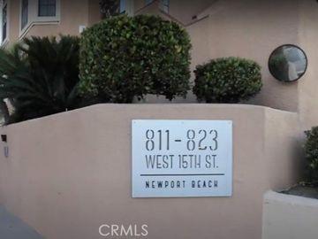 815 W 15th Street #5B, Newport Beach, CA, 92663,