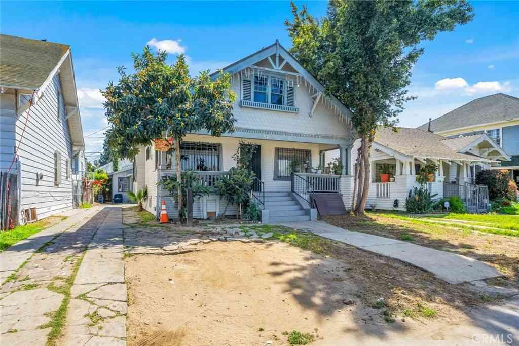 480 E 48th Street, Los Angeles, CA, 90011,
