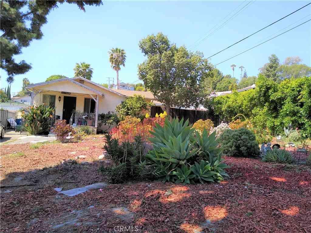 1709 N Avenue 45, Eagle Rock, CA, 90041,