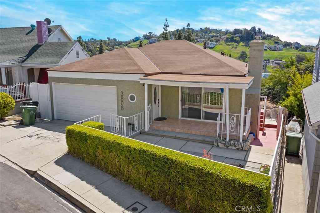 3808 Roderick Road, Los Angeles, CA, 90065,
