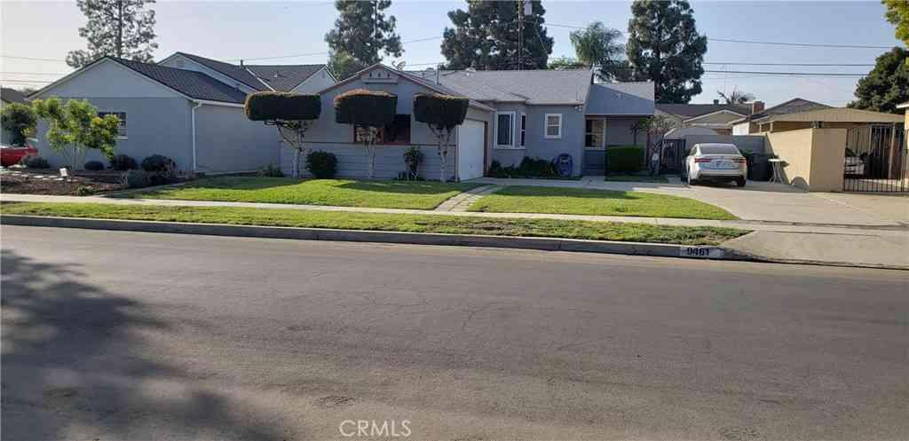 9461 Lanett Avenue, Whittier, CA, 90605,