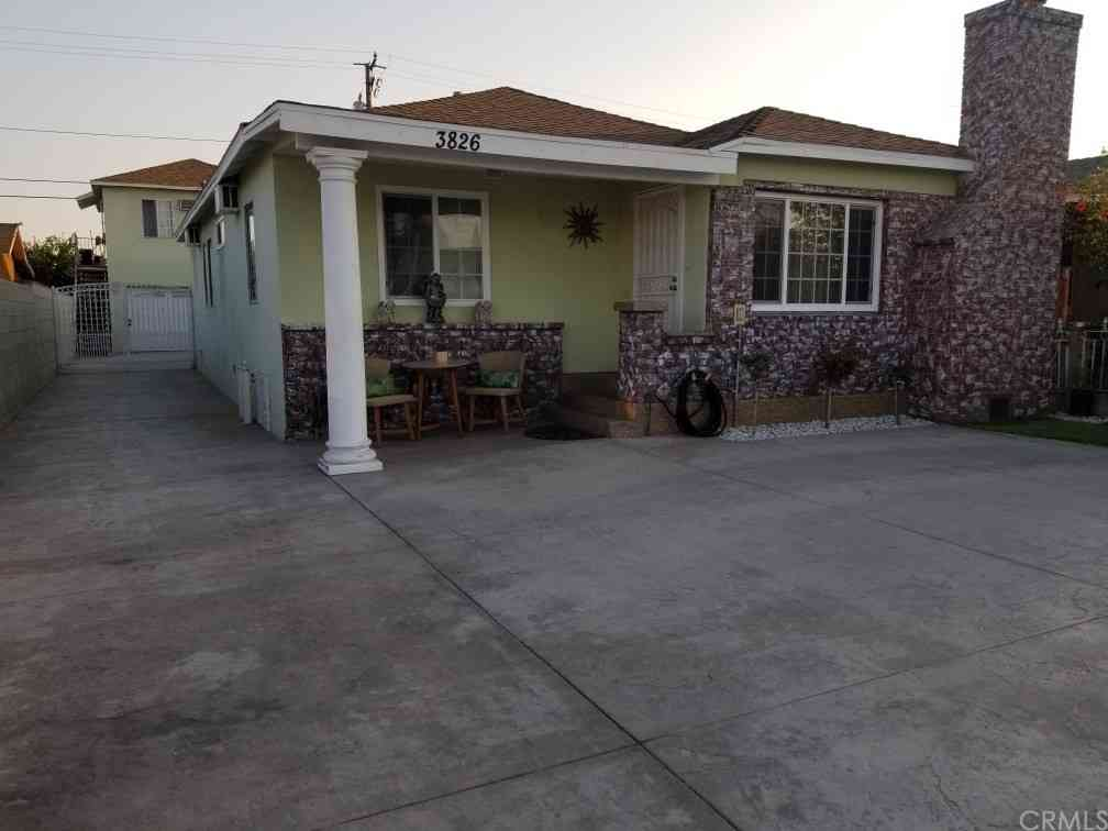 3826 E 52nd Street, Maywood, CA, 90270,