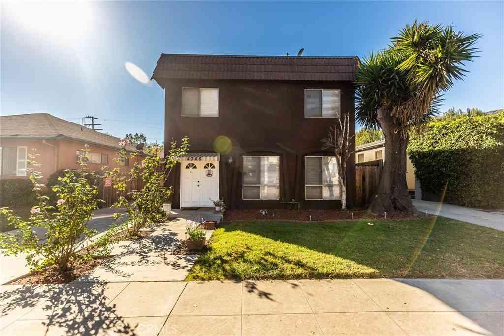 4048 Garden Avenue, Los Angeles, CA, 90039,