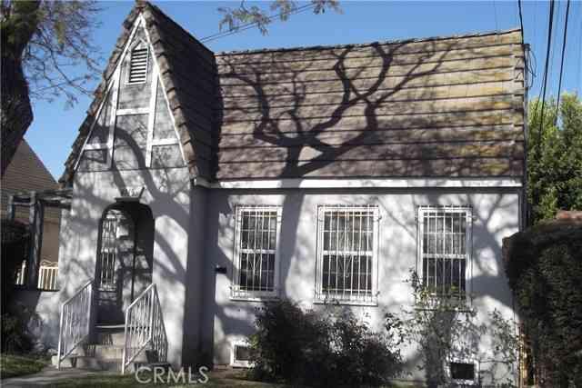 8115 South Harvard Boulevard, Los Angeles, CA, 90047,