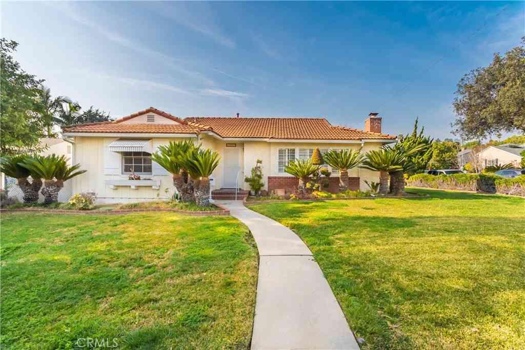 8003 Sargent Avenue, Whittier, CA, 90602,