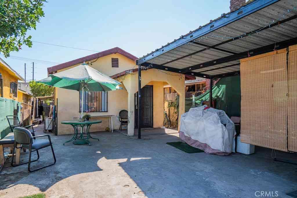 3542 Hunter Street, Los Angeles, CA, 90023,