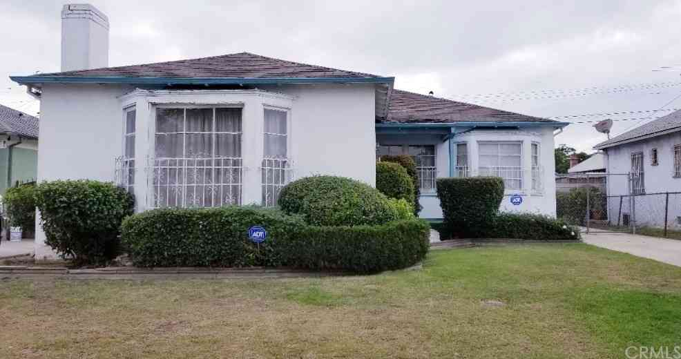 740 W 109th Place, Los Angeles, CA, 90044,