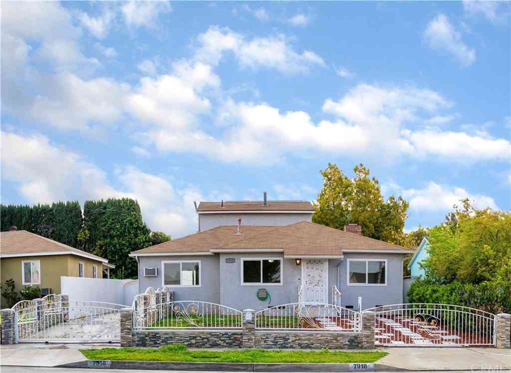 7918 Crowndale Avenue, Whittier, CA, 90606,