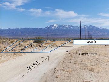 0 Vac/Cor Avenue R/Vic 180 Ste, Lake Los Angeles, CA, 93591,