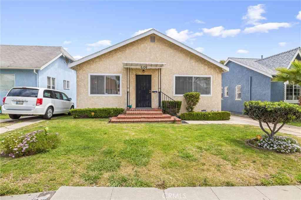 6106 Keniston Avenue, Los Angeles, CA, 90043,